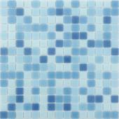 Мозаика CARAMELLE Sabbia Laguna 32,7x32,7x0,4 см (чип 20x20x4 мм) на бумажной основе