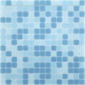 Мозаика CARAMELLE Sabbia Onda 32,7x32,7x0,4 см (чип 20x20x4 мм) на бумажной основе