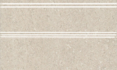 Плинтус Сады Сабатини серый 15*25 FMB021