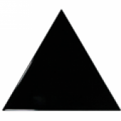 SCALE TRIANGOLO Black 10,8х12,4 см
