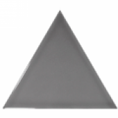 SCALE TRIANGOLO Dark Grey 10,8х12,4 см
