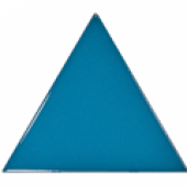 SCALE TRIANGOLO Electic Blue 10,8х12,4 см