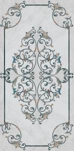 Ковер Парнас декорированный лаппатированный 80*160