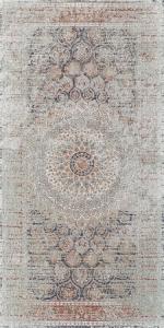 Ковер декорированный обрезной 119,5*238,5