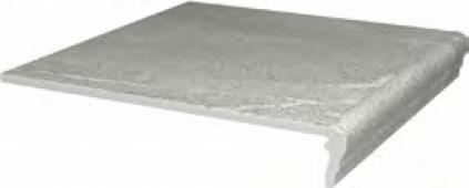 SG934900N/GR Ступень фронтальная Бореале серый 30*30