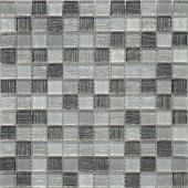 Мозаика LeeDo Black Tissue 29,8х29,8x0,4 см (чип 23x23x4 мм)