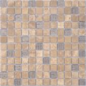 Мозаика LeeDo Bronze Velour 29,8х29,8x0,4 см (чип 23x23x4 мм)