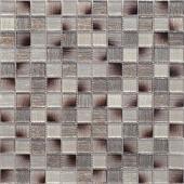 Мозаика LeeDo Copper Patchwork 29,8х29,8x0,4 см (чип 23x23x4 мм)