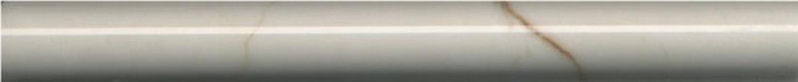 SPB006R Театро бежевый светлый обрезной 25*2.5 бордюр