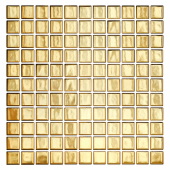 Golden Glossy 23х23 mm, Homework CIO915JY (сетка 30,25х30,25 см, чип 23х23 мм)