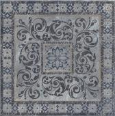 Декор Бромли серый темный 40,2*40,2