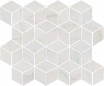 T017/14003 Греппи белый мозаичный 45*37.5 декор