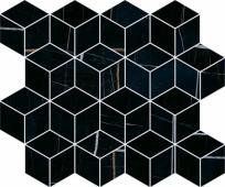 T017/14026 Греппи черный мозаичный 45*37.5 декор