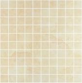 Мозаика Venezia beige полированная 30х30 см (чип 25х25х10 мм, арт. VNCP60A MOS)