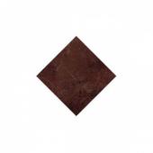 Вставка тоцетто Venezia brown полированная 7х7 см (артикул VNCP60E~)