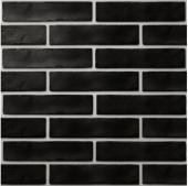 The Strand black 25*6 | Стренд черный