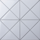 Кер. мозаика Tr. White Glossy (CZG241B-A) 262,5х262,5