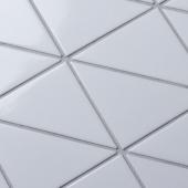 Кер. мозаика Tr. White Zip Glossy (CZG241B-B) 262,5х262,5
