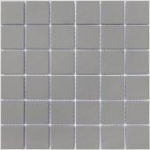 Мозаика LeeDo Meteora 30,5x30,5x0,6 см (чип 48x48x6 мм) из керамогранита неглазурованная с прокрасом в массе